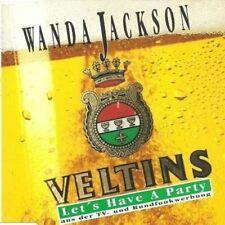 Wanda Jackson | Single-CD | Let's have a party (1994, Veltins commercial) ...