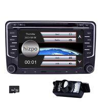 """7"""" Car DVD Player Sat Nav GPS for VW PASSAT GOLF MK5 MK6 T5 EOS POLO Skoda"""