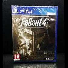 Fallout 4 PS4 Game BRAND NEW SEALED (English Spanish French German Italian)