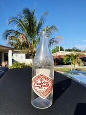Coca Cola Flasche 10FL.OZ von 1976 USA Pembroke Vintage Coke Bottle Sammler