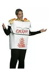 Adult Chinese Take Out Costume
