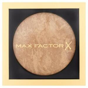 MAX FACTOR Creme Bronzer 3g 05 LIGHT GOLD - NEW Sealed