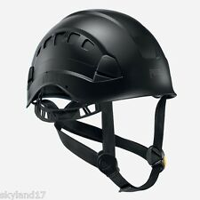 Petzl Vertex Vent Climbing Helmet - Arborist / Mountaineering - BLACK