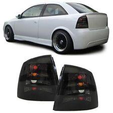 Klarglas Rückleuchten schwarz für Opel Astra G CC 98-05