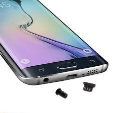 Staub Schutz Kopfhörer Kappe Micro USB Stöpsel für Samsung Galaxy S7 SM-G930F