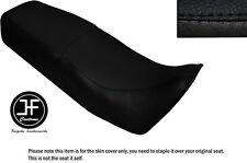 BLACK AUTOMOTIVE VINYL CUSTOM FITS HONDA XBR 500 85-88 DUAL SEAT COVER ONLY