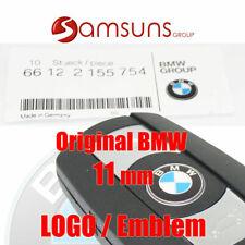 Original BMW 11mm Auto Smart Schlüssel Emblem LOGO E81 E82 E83 E87 E60 E61 E64