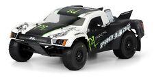 Pro-Line Racing [PRO] Flo-Tek Clear Body Slash 2wd/4x4 3355-00 PRO335500