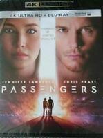 Blu Ray 4K + Blu Ray : Passengers - NEUF