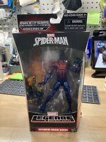 Marvel Legends Spider-Man Infinite Series Hobgoblin BAF wave Spiderman 2099