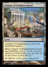 Temple of Enlightenment x4 Magic the Gathering 4x Born of the Gods mtg rare card