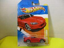 HOT WHEELS CARS ~ HONDA S2000