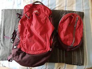 Macpac Gemini Travel Pack - Women's 65L