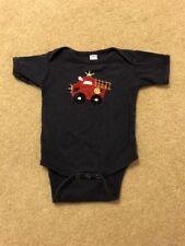 Monag Blue Firetruck One Piece Size 12-18 months Toddler Infant