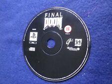 FINAL DOOM : JEU Sony PLAYSTATION PS1 PS2 (disque seul en LOOSE, envoi suivi)