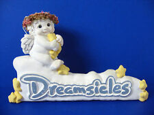 Dreamsicles Vintage 90s Heavy Dealer Logo Hand Crafted Cast Art Made in Mexico