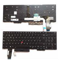 Spanish Backlit Keyboard for Lenovo thinkpad E580 L580 L590 P52 P72  SP Latin LA