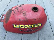 Honda ATC90  GasTank   , Used OE Fits 1976-78  .P/N 17500-942-040TR