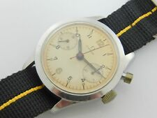 OMEGA HA-62 100% GENUINE RCAF MILITARY CHRONOGRAPH VINTAGE 38MM ROYAL CANADIAN