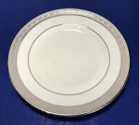 Waterford Fine English China Newgrange Platinum Bread & Butter Plate s 6""