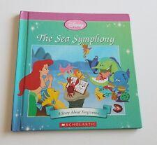Disney The Sea Symphony Childrens Book Little Mermaid Princess Scholastic Ariel