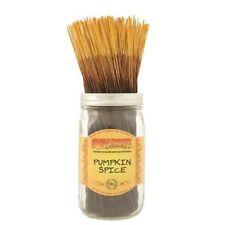 Wildberry Pumpkin Spice Incense 10 sticks America'S Best Cinnamon Nutmeg Cream