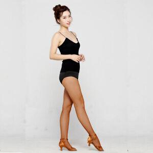 Ladies Latin Dance socksfine mesh fishnet stockings small womens tights