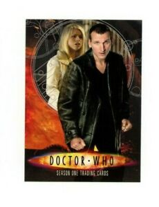 Doctor Who Season 1 - Promo Card DW-SD2007 - Inkworks 2007 NM SDCC Comic Con
