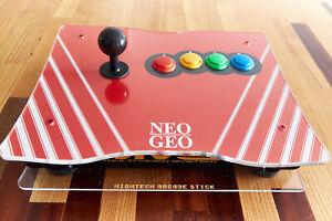 Neo Geo MVS Stick Custom