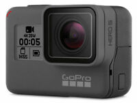 GoPro HERO5 4K Ultra HD Action Camera Black Fair Shape