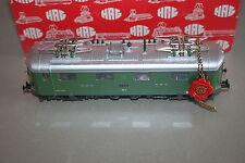 HAG 235 Elok Re 4/4 Serie I lindengrün Wechselstrom Spur H0 OVP