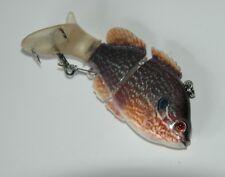 Leurre réaliste live articulé pêche mer rivière Oléron IØ 7,5cm 13g N°43