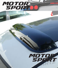 "3mm Sunroof Sun Moon Roof Rain Guard Visor 880mm 34.6"" For Small Size Vehicle"