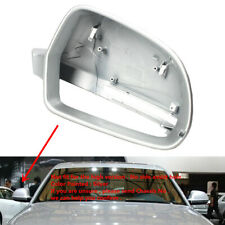 Fit For AUDI A8 D3 4E 08-10 A6 C6 09-11 Q3 12-17 Wing Mirror Cover Silver Right