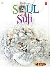 SOUL OF SUFI BOLLYWOOD COMPILATION 4 CD SET - FREE POST