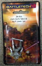 BattleTech Miniatures: Javelin 20-866 Click for more savings!