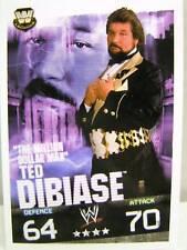 Slam Attax Evolution The millón de dólares Man Ted DiBiase