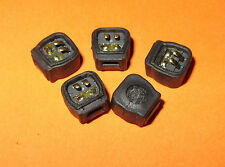 5x Siemens Very Tiny Electret Microphone, 2VDC, 8mm x 5mm Cell Phone / Spy Mic D