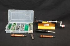 New ListingReloading Lot Case Trimming & Preparation Tools 10 Pilots Allens Brushes Reamers