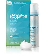 Women's Rogaine Hair Regrowth Treatment 4 Month Supply Foam Growth Promoter 2022