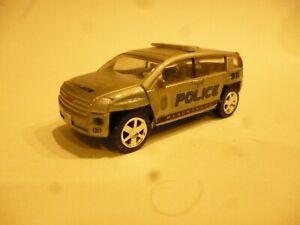 Blackburg Police SUV Custom 64 Scale