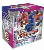 2020 BOWMAN MEGA BOX Factory Sealed Unopened In Hand Topps Baseball! IN HAND