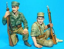 John Jenkins Spanish Civil War 1936-39 Rep-01C International Tank Riders #2 Mib