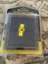 Tree Line Silver 12V Solar Panel #1362368 New Sealed, New in Package