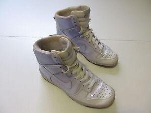 Women's NIKE 'Dunk Skinny Super Hi 2008' Sz 8 US Casual Shoes | 3+ Extra 10% Off