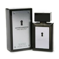 ''The Secret by Antonio Banderas'' EDT Eau De Toilette/Fragrance for Men 50ml