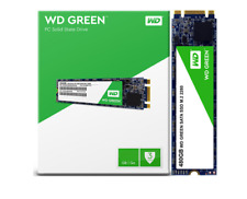 Western Digital 480GB Internal SSD Solid State Drive WD Green M.2 2280 SATA/600