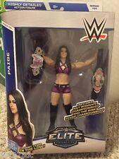 Wwe Elite 34 Paige Figure Mattel First Time Nxt & Divas Championship Belt