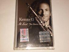 Kenny g-at last...the duets album mc cassette