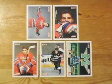 1X ERIC LINDROS 1990 91 Score RC Rookie INSERT SET SUBSET #B1-B5 Lots Available